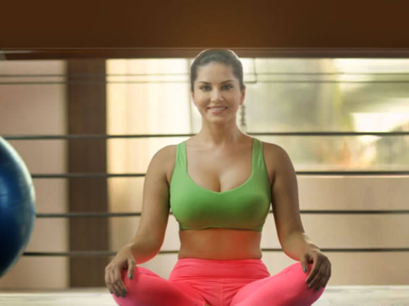 sunny leone workout and diet plan