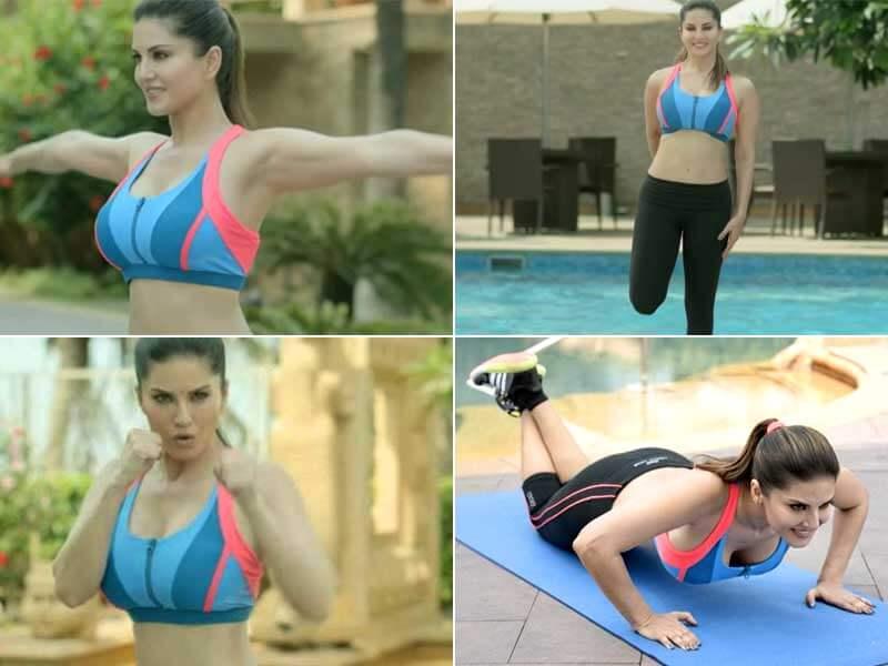 Sophia leone workout