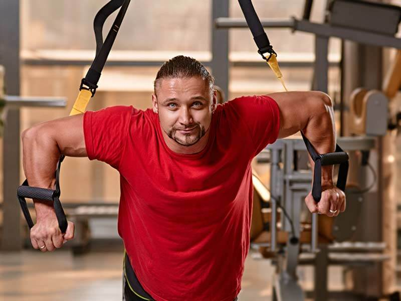 How To Do Full Body Workout With TRX Bands - lifealth