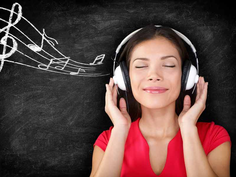 music therapy and depression