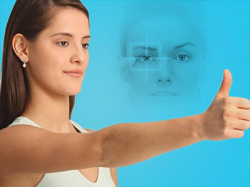 What Are The Easy Eye Exercises To improve Eyesight - lifealth