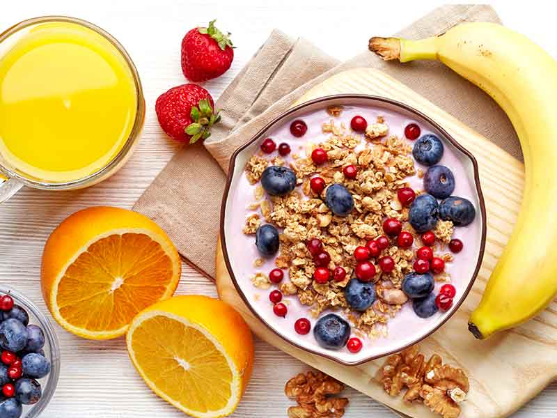 how to prepare a healthy breakfast