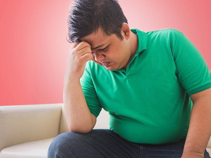 Obese People Are Prone To Dementia Study Lifealth