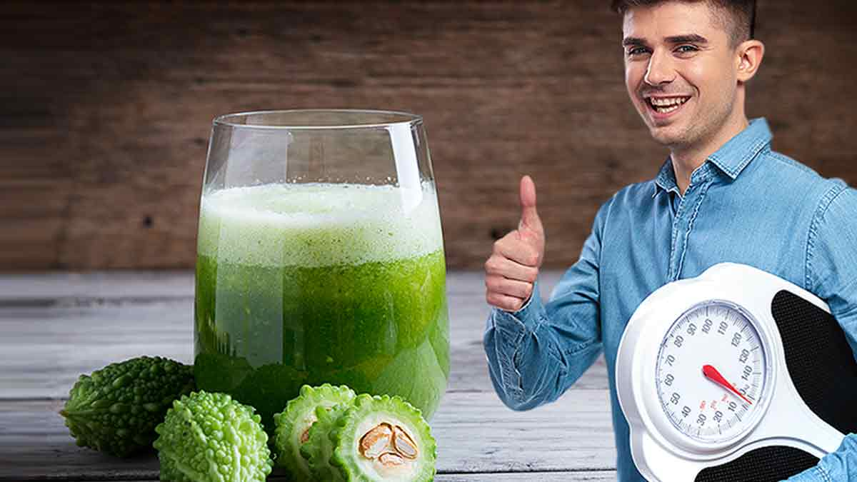 Image result for bitter gourd for weight loss